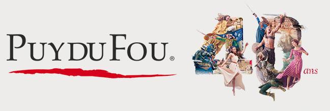 Puy du Fou - 40 ans